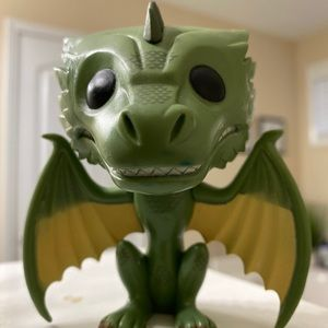 Game Of Thrones Baby Dragon  Funko Pop Dragon 2013